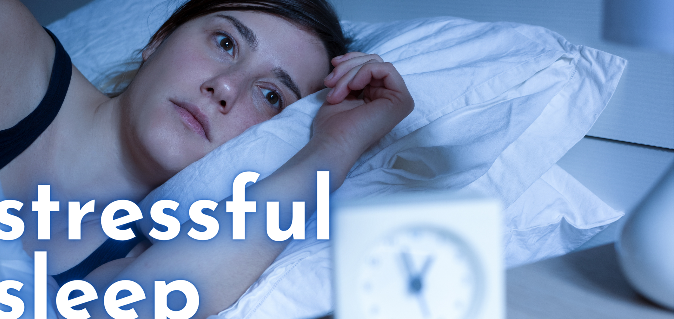 Is stress affecting your sleep?
