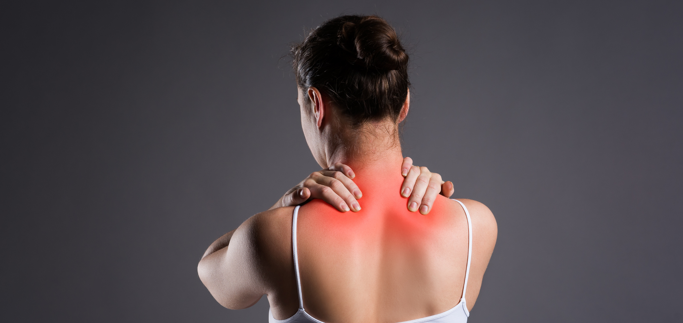 Do you hold your stress in your shoulders and neck?